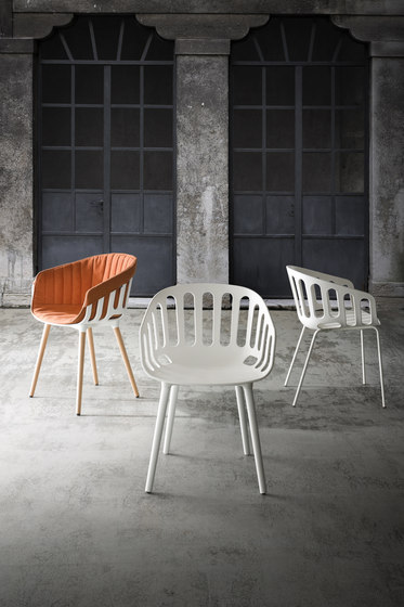 Basket Chair ST by Gaber