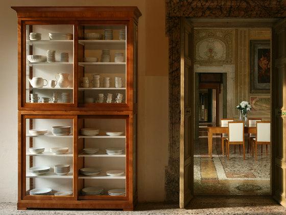 Biedermeier Modular Bookcase by Morelato
