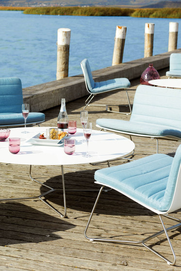 Slim Collection Lounge | Lounge Chair de Viteo