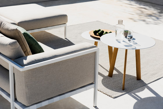 Natal Alu Coffee Table by Tribù
