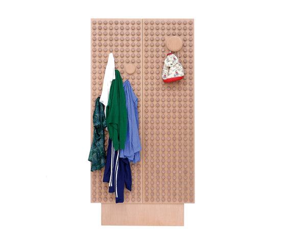 Wardrobe 2-doors von Fehling & Peiz & Kraud
