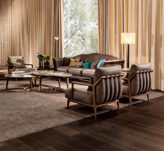 Indigo Armchair Philipp Selva Lounge Chairs By Selva