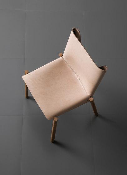 Presot chaise de Kristalia