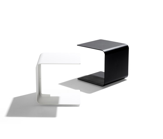 C-Table Aluminium von Tribù