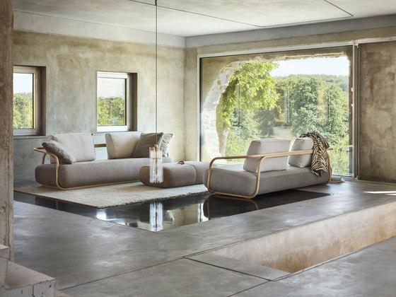 2002 Bentwood Sofa de Gebrüder T 1819