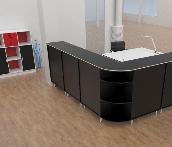 Information Desk von Cube Design
