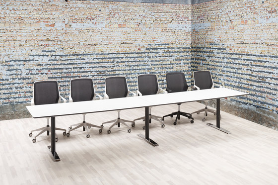 Quadro Conference Table by Cube Design