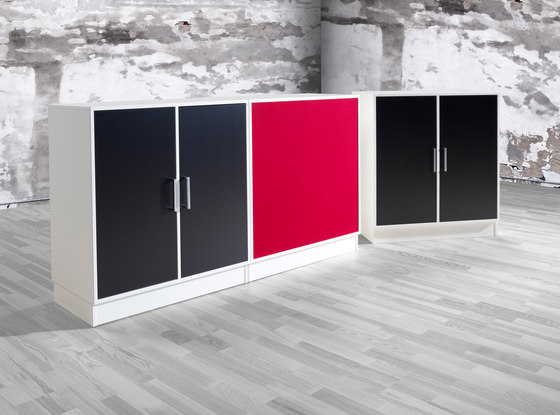 Quadro Bookcase by Cube Design