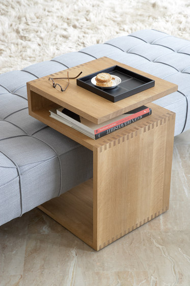 Deposito cocuh table by Lambert