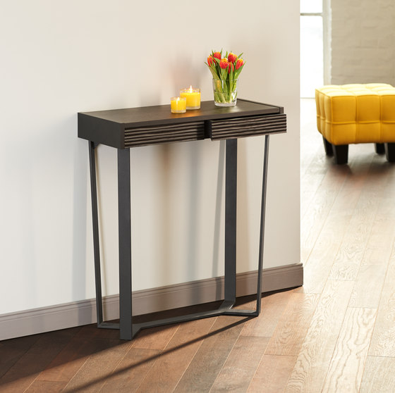 Dexter console table de Lambert