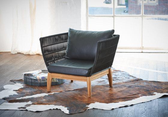 Miikka sofa 2-seater de Lambert