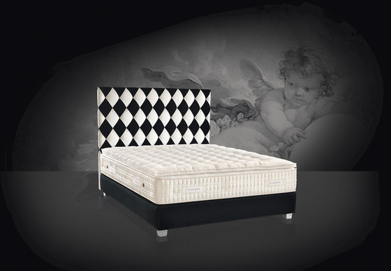 Sleeping Systems Collection Platinum | Headboard Diamant by Treca Interiors Paris