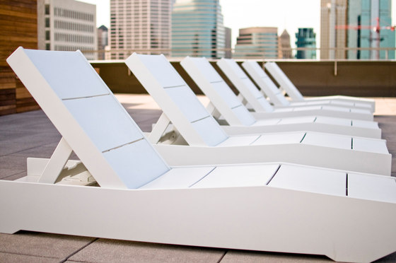 the 405 Chaise Lounge Chair de Loll Designs