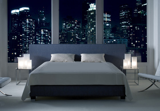 Sleeping Systems Collection Prestige | Headboard Cube wide by Treca Interiors Paris