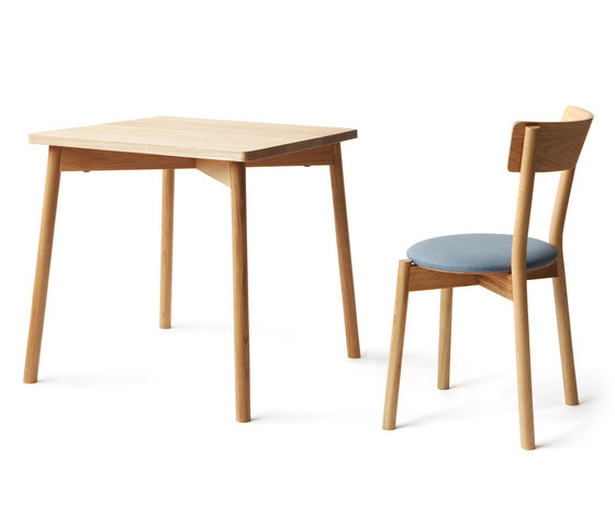 Café Skandi Table by Nikari