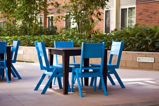 Alfresco Dining Chair flat von Loll Designs