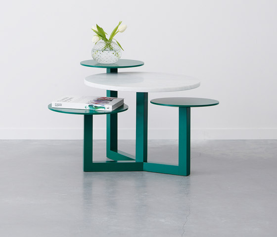 Islands Coffee Table di A2 designers AB
