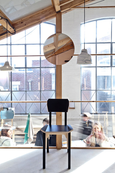 's Chair | slate grey de Vij5