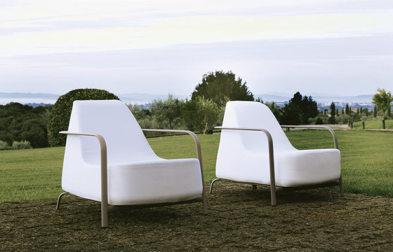 Bigfoot armchair de Fast