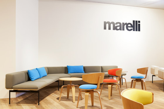 H-Sofa Composition by Marelli
