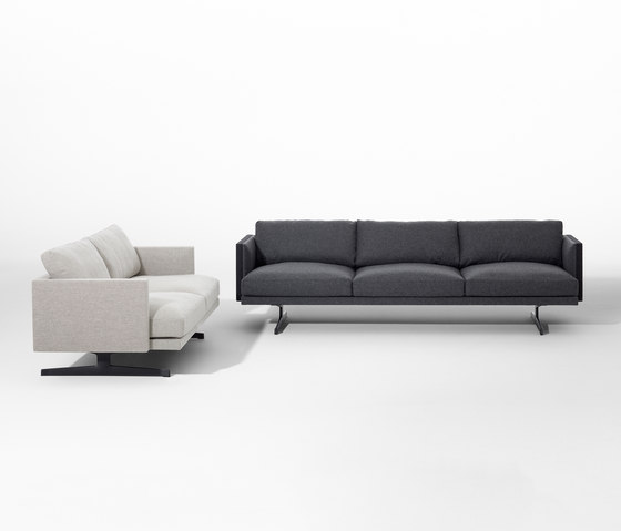 Steeve 3 seater sofa de Arper