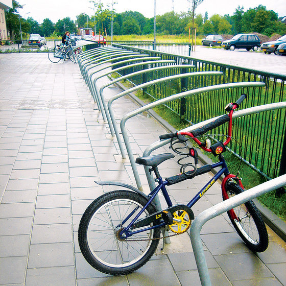 Standard Clip Bicycle Rack de Streetlife