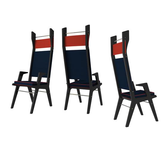 Colette chair di Colé