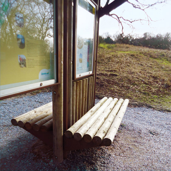 Valley Benches di Streetlife