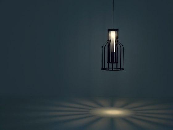Fibre Light Funnel by Resident