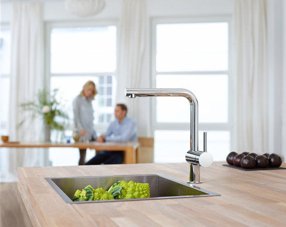 """Minta Single-lever sink mixer 1/2"""" by GROHE"""