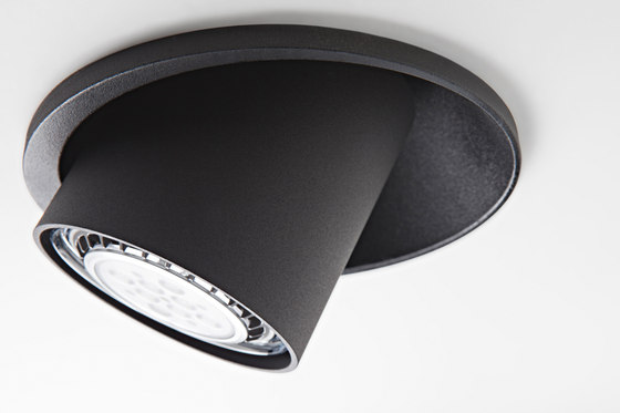 Chapeau trimless 222 LED GE von Modular Lighting Instruments
