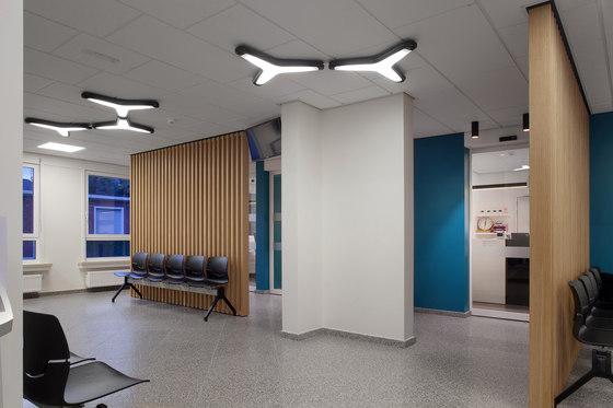 Izar TC-L Dali/Pushdim GI by Modular Lighting Instruments