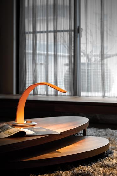 Hatha Table | Black by QisDesign