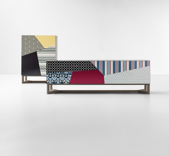 Doppler Sideboard low by Bonaldo
