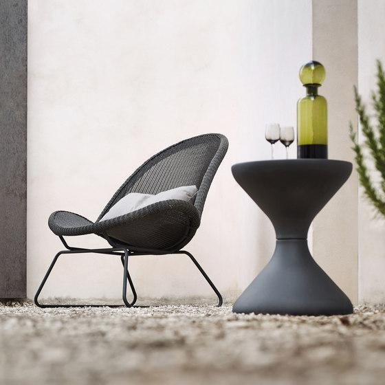 Bepal Lounge Chair Sessel Von Gloster Furniture Gmbh