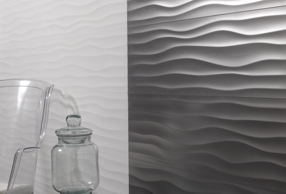 Millenium quilt blanco mate by KERABEN