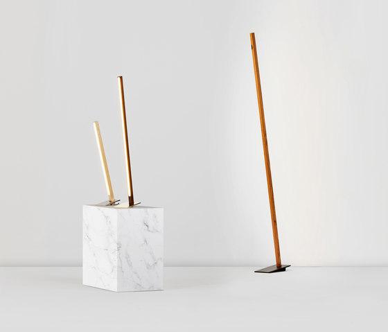 2ft Table Torch di STICKBULB