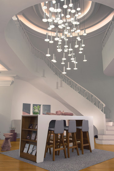 Cielo Chandelier 05 by Pablo