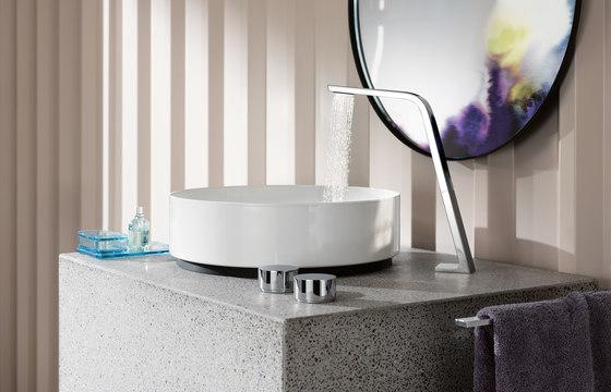 CL.1 - Caño de lavabo con elemento final giratorio de Dornbracht