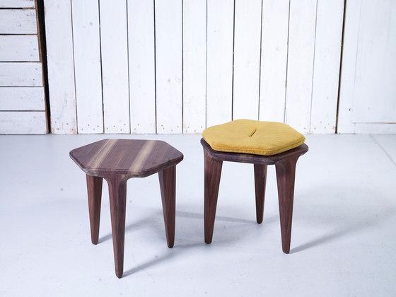 LayAir 02 Coffee Table von Hookl und Stool