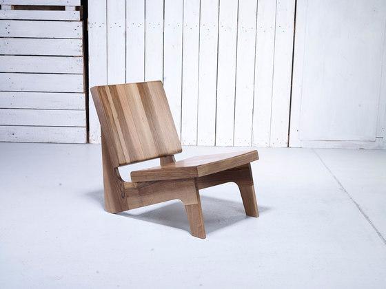 MP 02 Armchair de Hookl und Stool