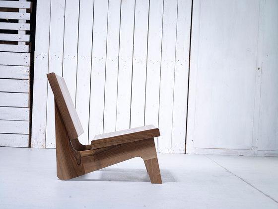MP 03 Armchair de Hookl und Stool