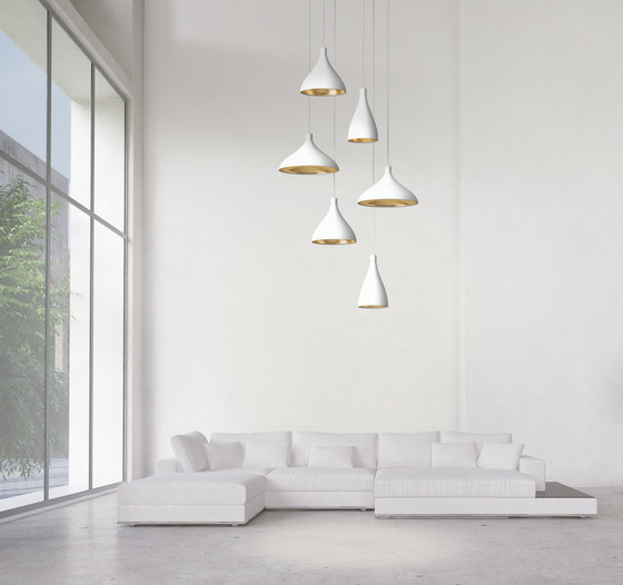 Swell Chandelier 6 by Pablo