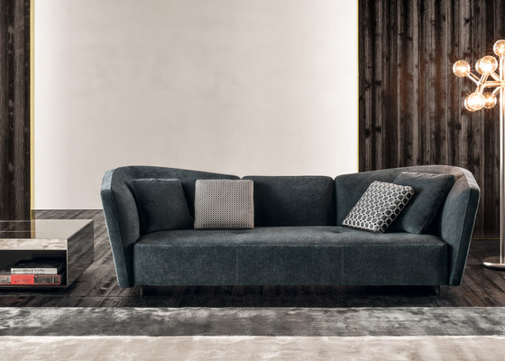 Lounge Seymour by Minotti
