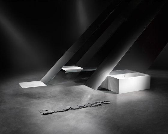 Cono countertop washbasin 120 mm alpine white by Kaldewei