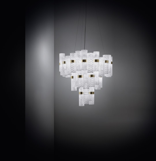 La Lollo XL suspension de Slamp