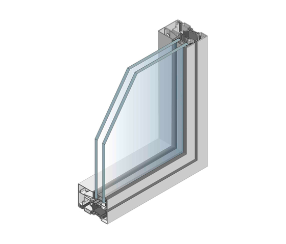 Forster unico | Turn/tilt windows by Forster Profile Systems