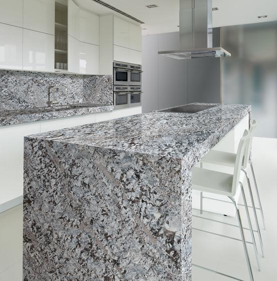 Granite collection lennon lastre levantina architonic - Encimeras de piedra natural ...