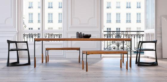 altai cocktail table de Skram