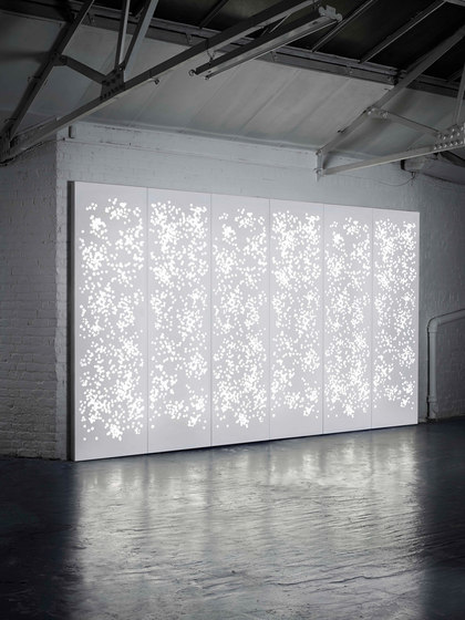 Light Wall Configuration 4 by Isomi